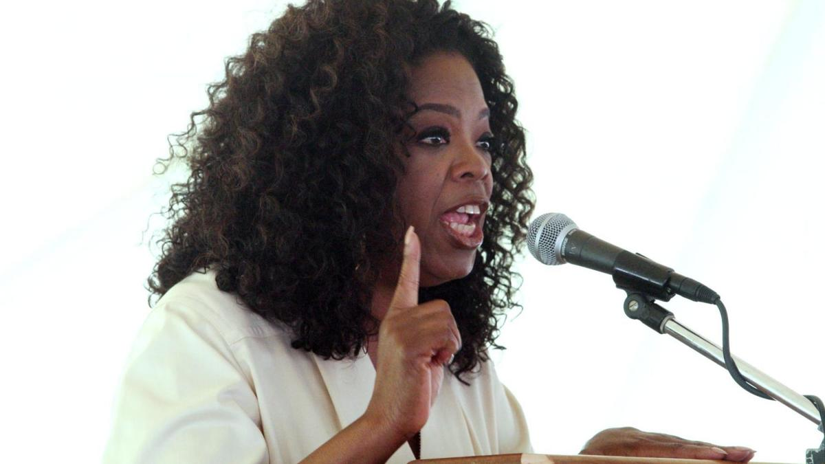 Oprah and friends dined in Cape May over weekend