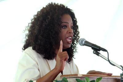 OPRAH and BOOKER