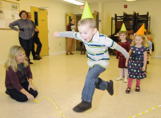 Linwood Nursery School celebrates 40th birthday, thanks to parents