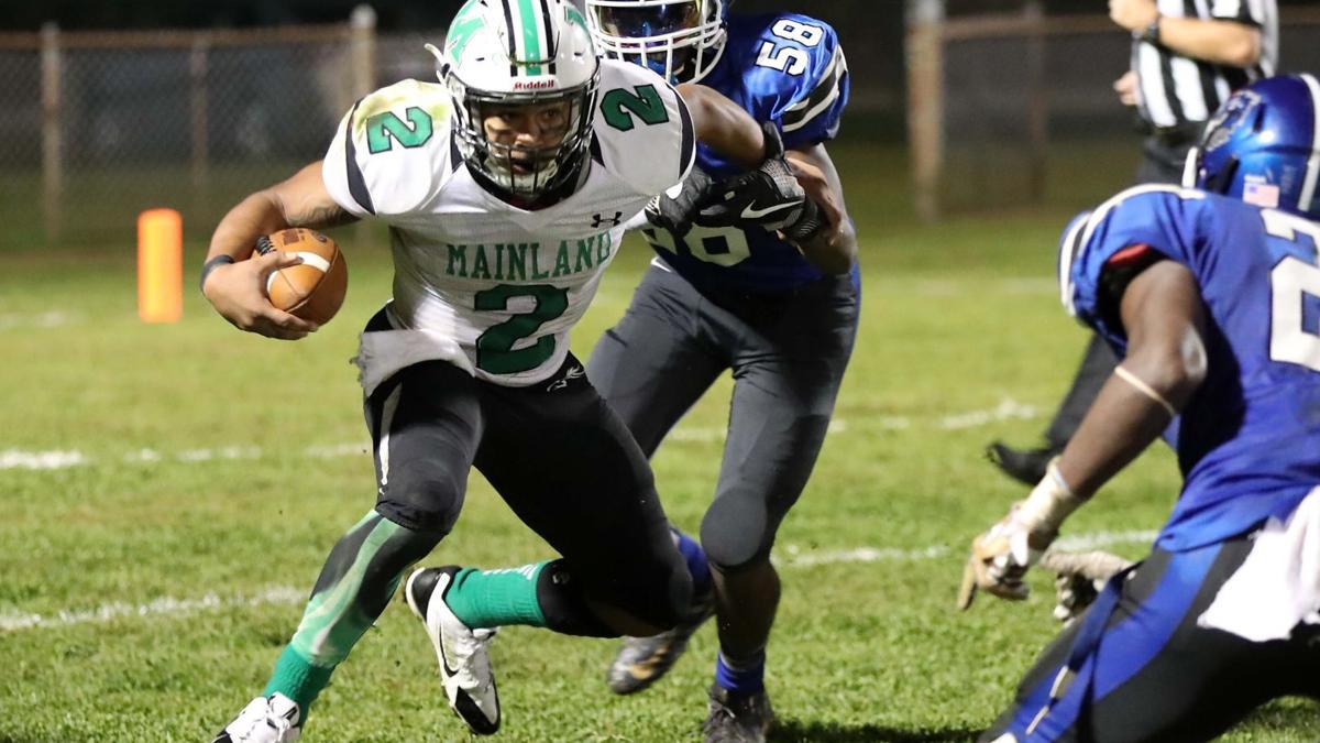 GALLERY: Mainland at Oakcrest Football