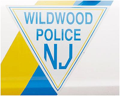 Wildwood police arrest report