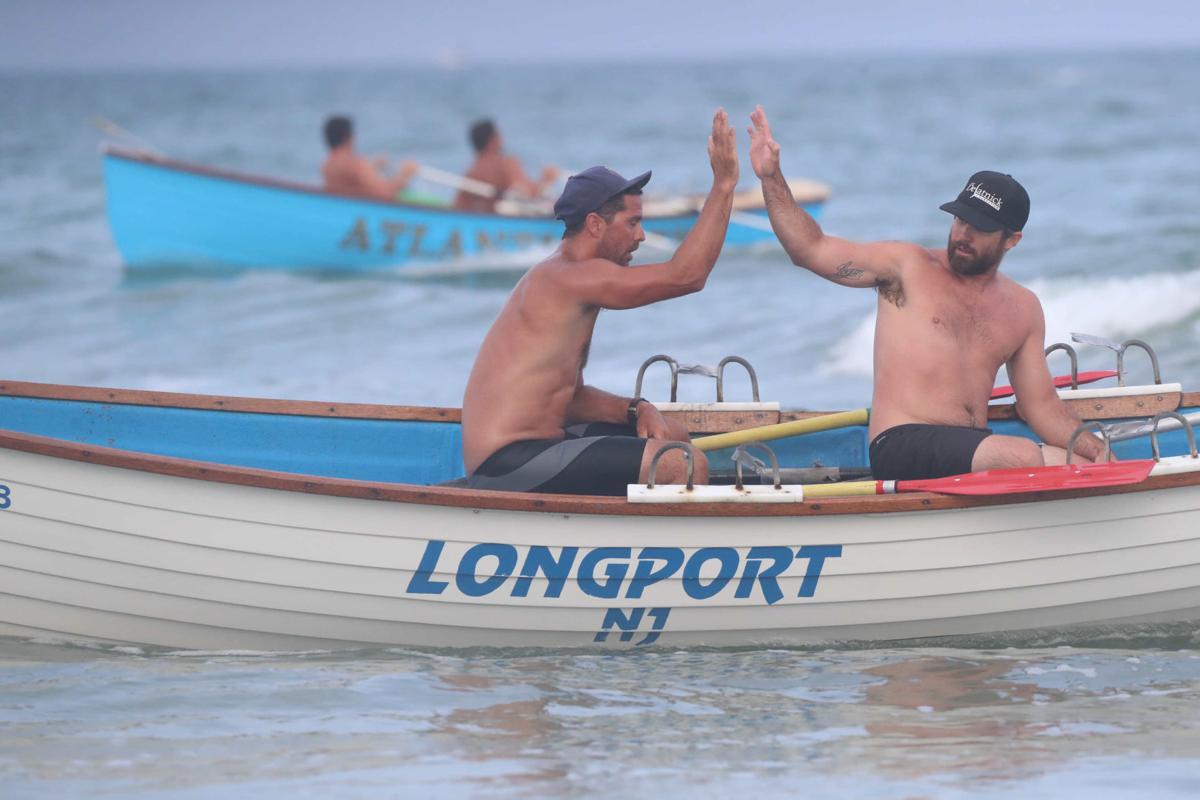 Michael D. McGrath Longport Memorial Lifeguard Races