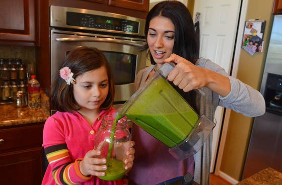 Legacy recipes: Egg Harbor Township woman finding her niche with kale smoothie
