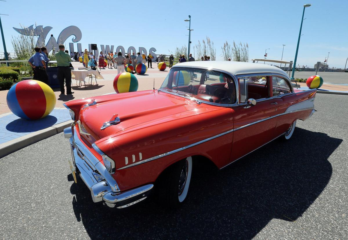 Wildwood Boardwalk Classic Car Show And Indoor Car Corral Events - Wildwood car show