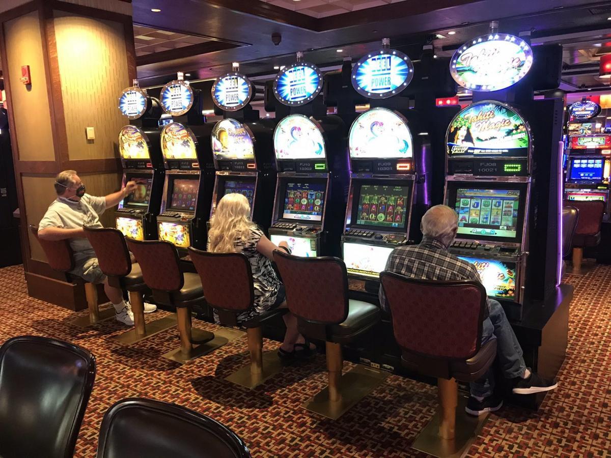 Atlantic City Golden Nugget Slot Machines
