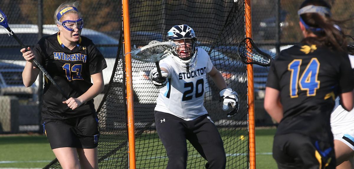 Widener at Stockton Women's Lacrosse