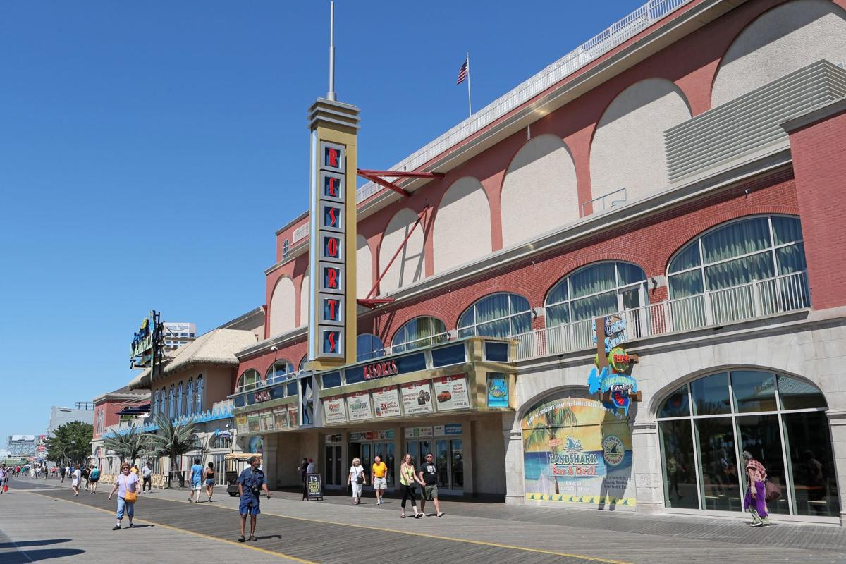 Resorts Hotel and Casino in Atlantic City