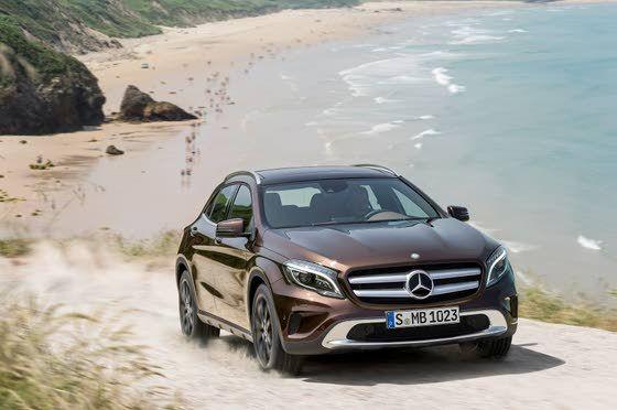 Mercedes Benz GLA: Hot Trend Of SUVs