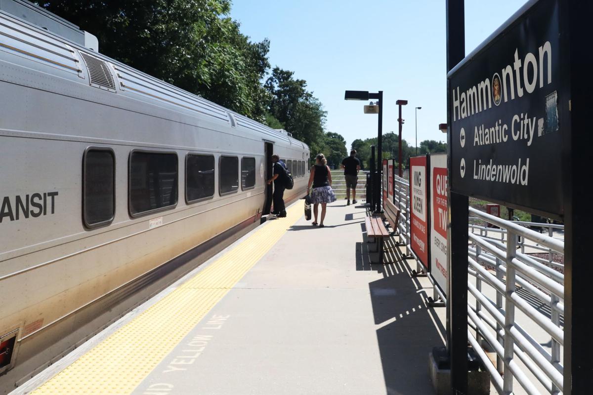 AC Rail Line final day before shutdown