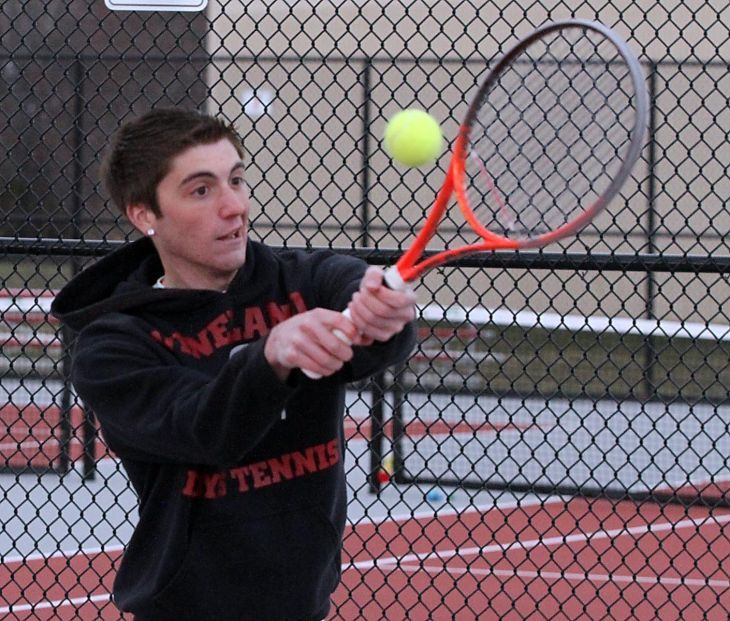Boys HS tennis preview