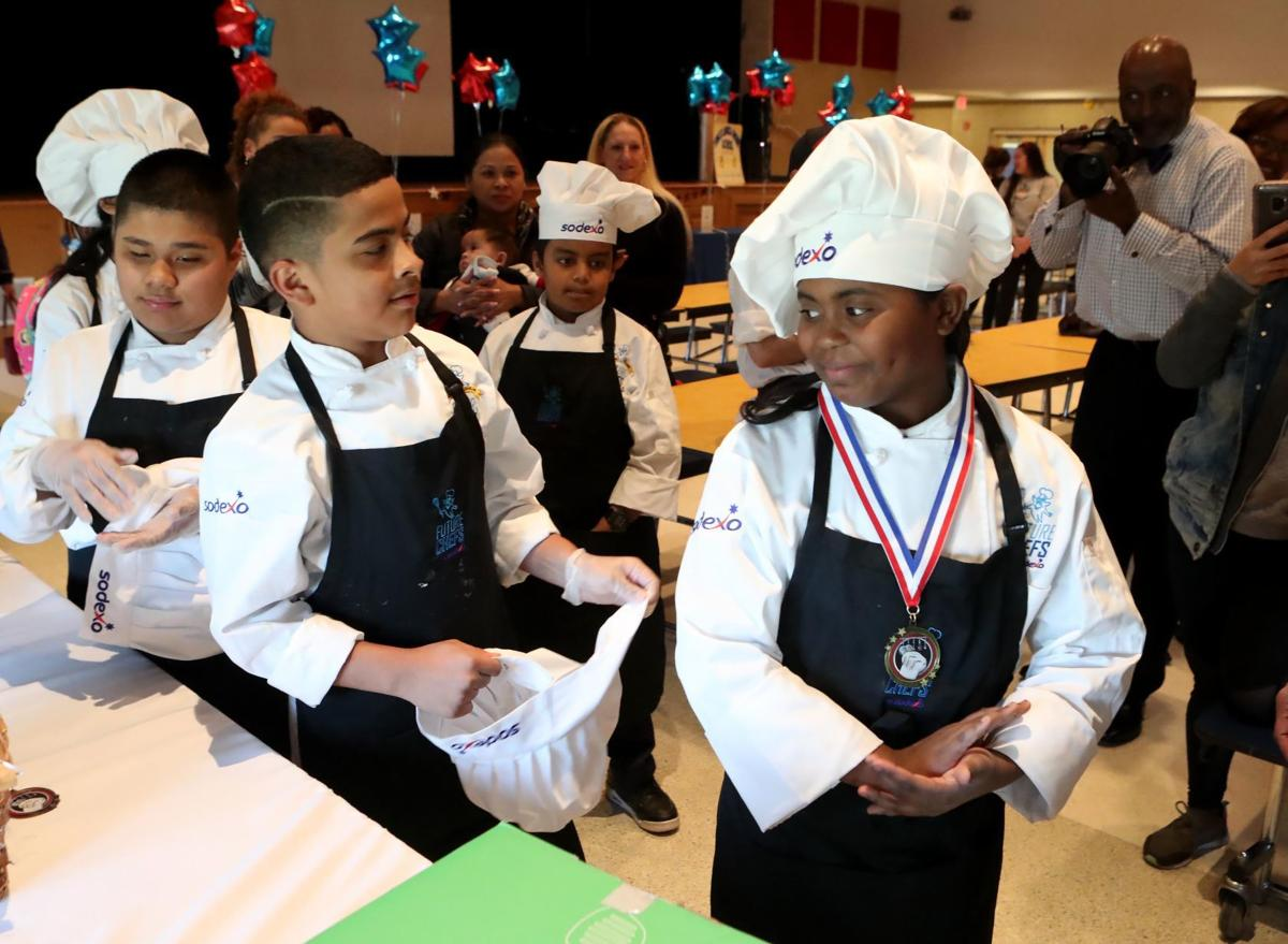 Student cooking competition