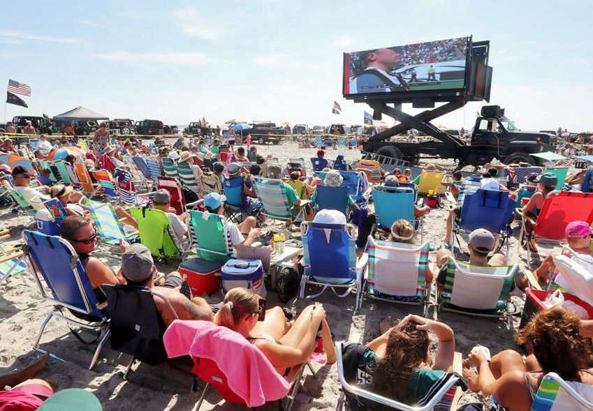 fe82c7ff3722 Brigantine beach tailgate parties return Sept. 16 and 30 ...