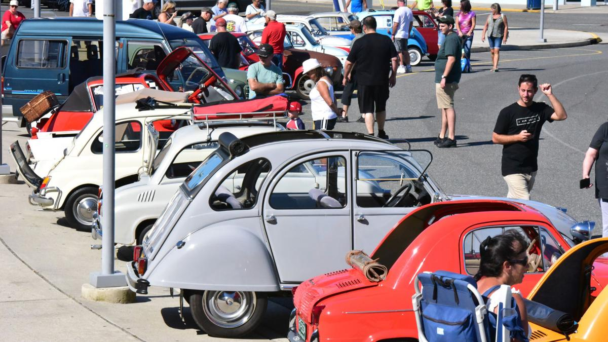 GALLERY: Classic cars lined up at the Wildwood Boardwalk Car Show