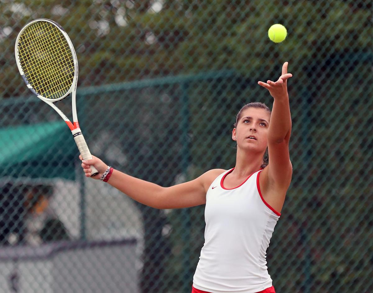 Ocean City vs Central Regional Girls Tennis
