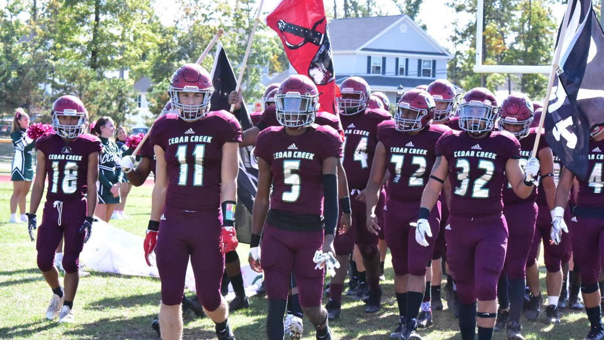 GALLERY: St Joseph vs. Cedar Creek football