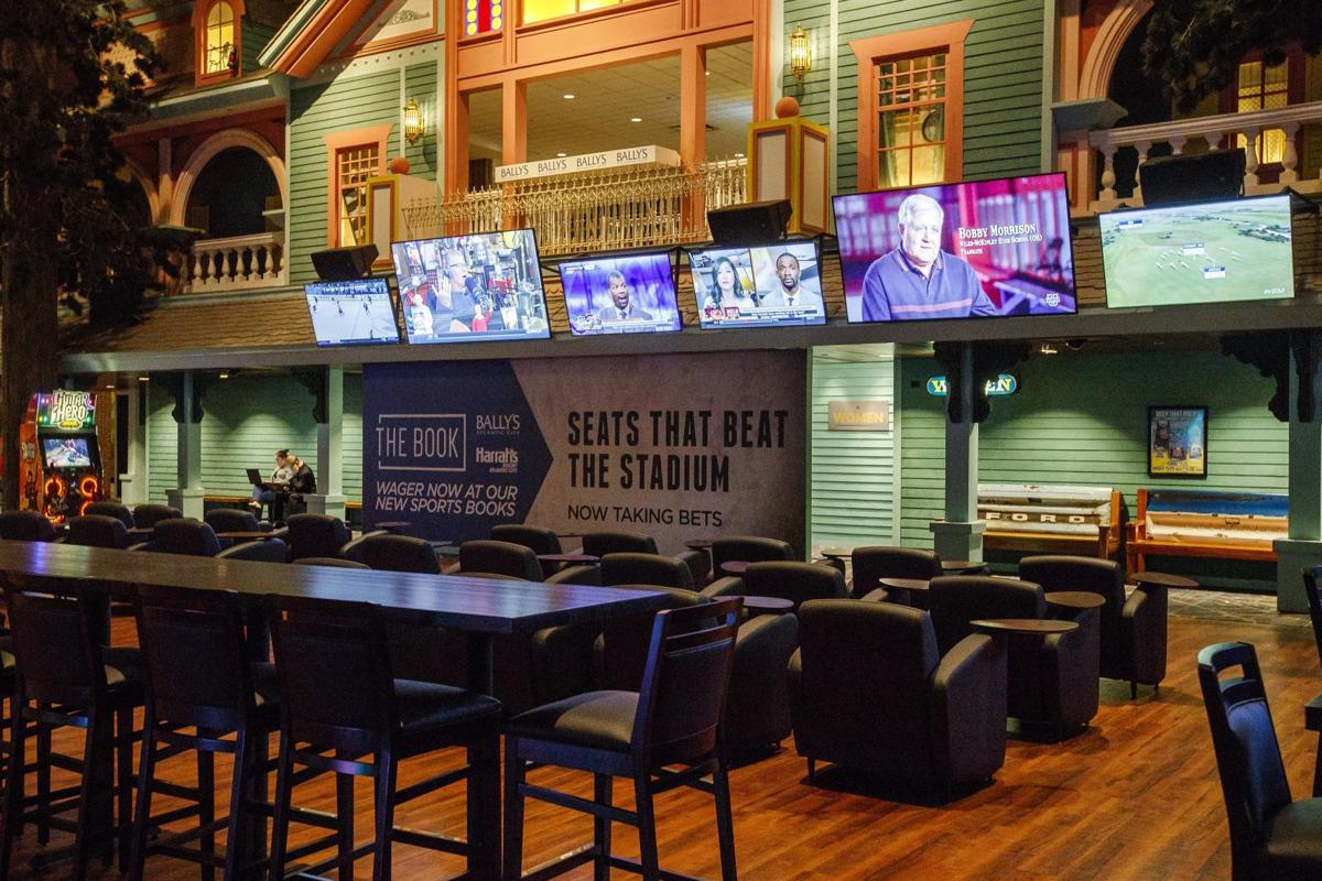 Bally S Wild Wild West Launches Sports Betting Monday Harrah S