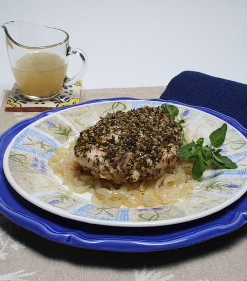 Make your own Za'atar rub, use hot or cold, in soup etc.