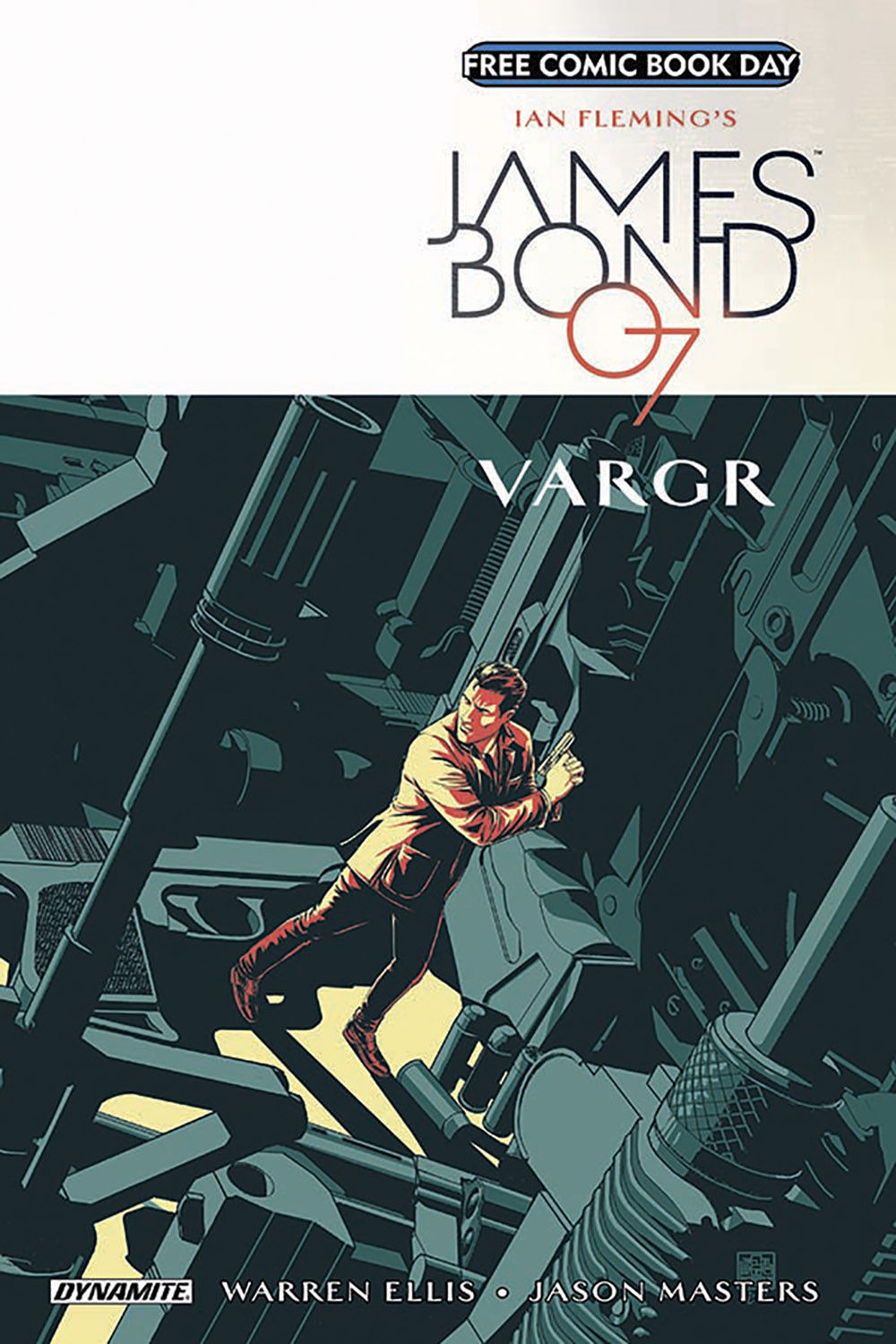 FCBD18_S_Dynamite_James Bond Vargr 1