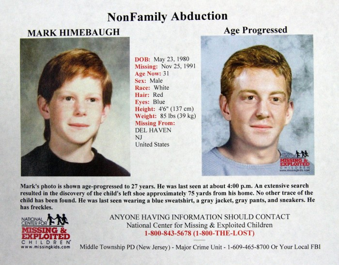New reward to be offered in 1991 disappearance of Cape May County