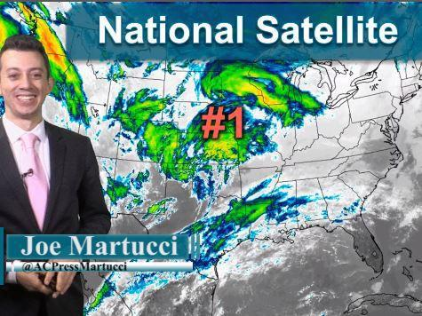 SOUTH JERSEY WEATHER: Mostly rain for the area, but threats remain