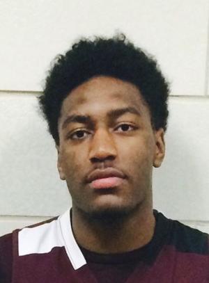 Basketball MVP: Omar Wallace, Pleasantville