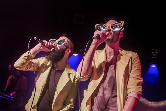 Band of the Week: Capital Cities