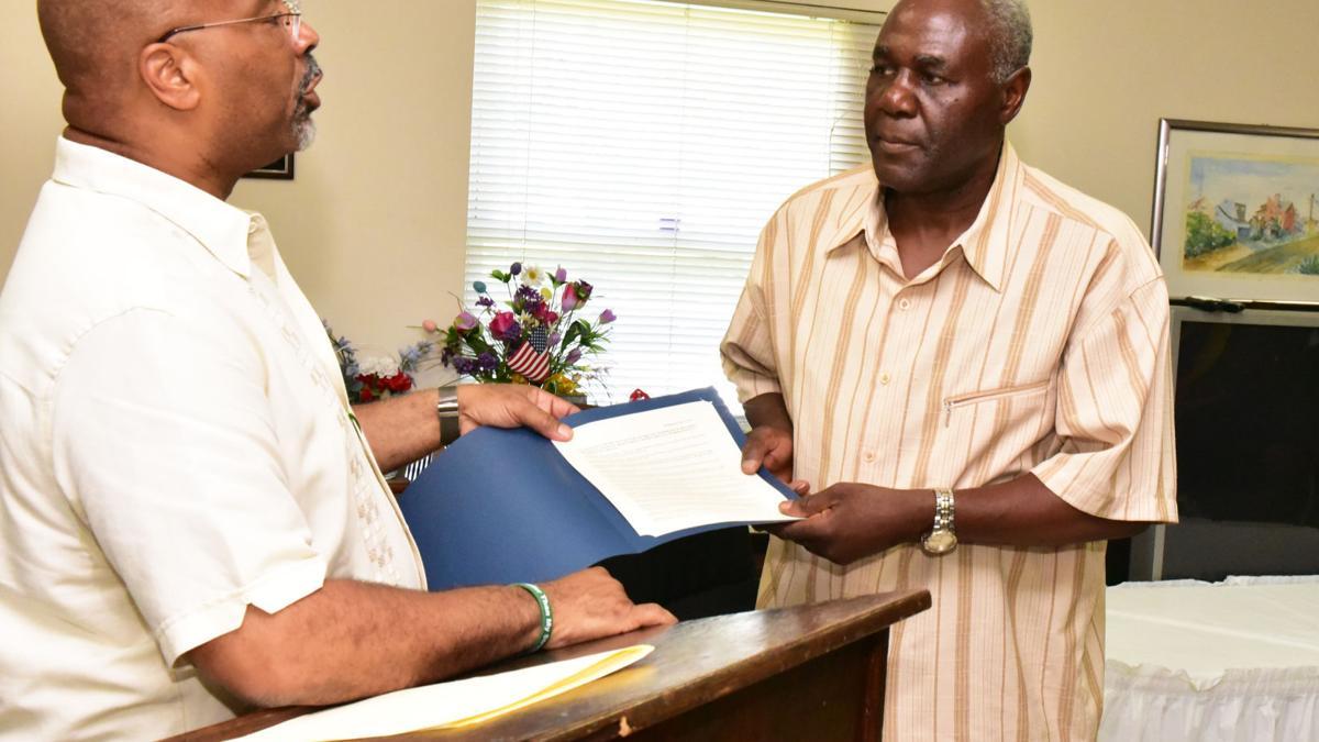 Bridgeton honors former boxer Richie Kates Sr.