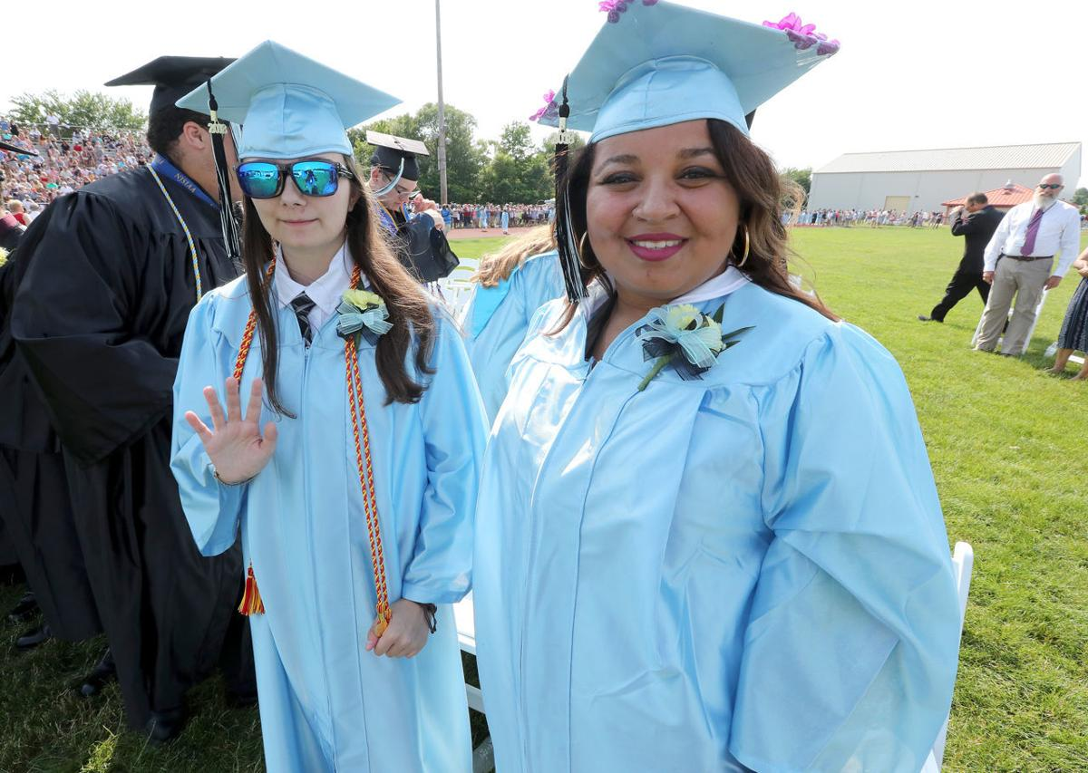 Lower Cape May Graduation 2018