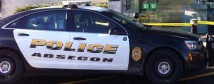 Absecon Police Car