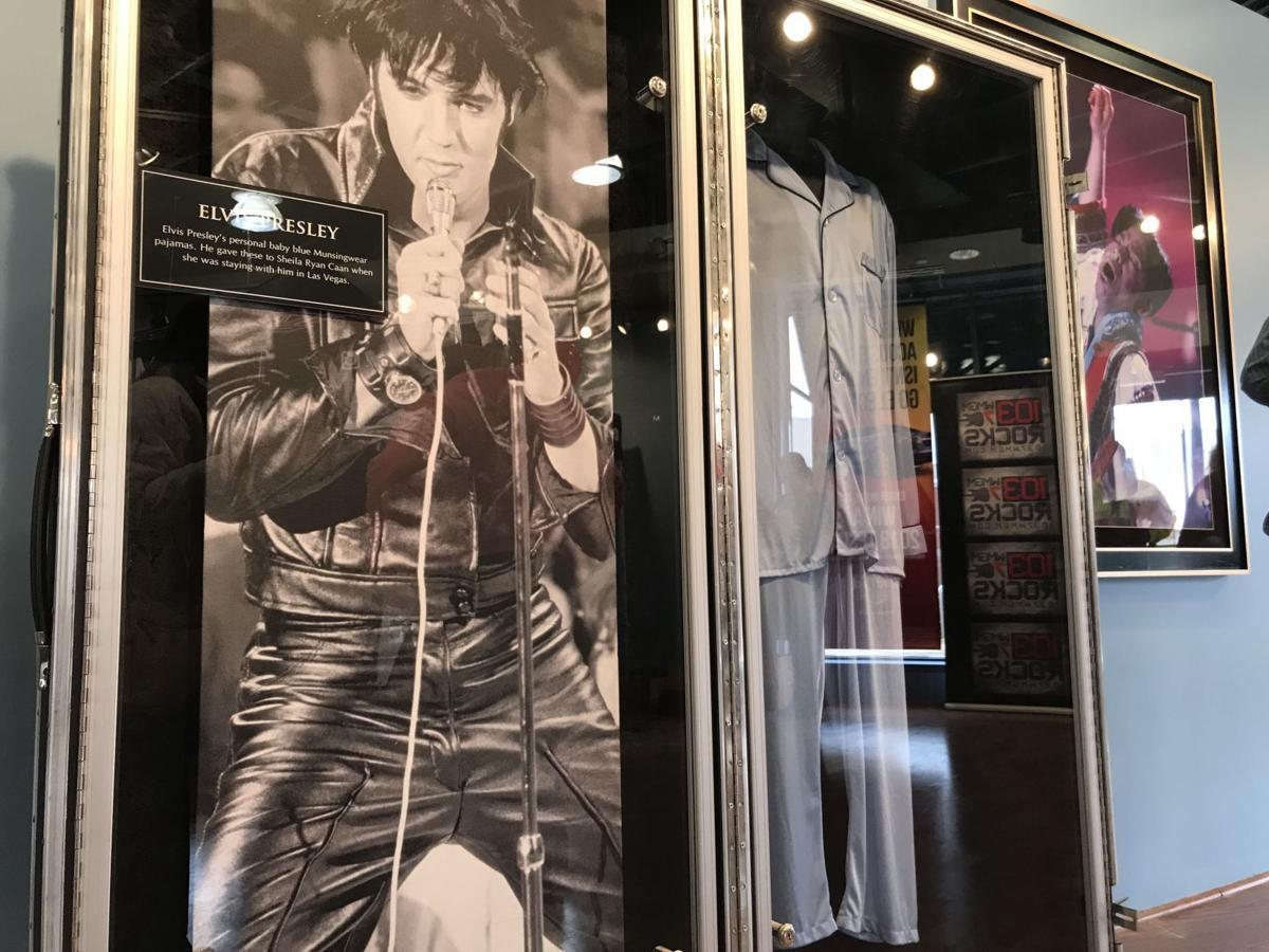 Elvis pajamas