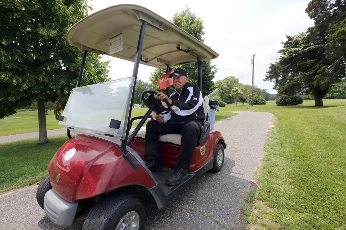 Golf rangerJim Granato