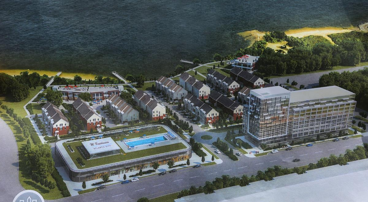 New Atlantic City Marina Housing