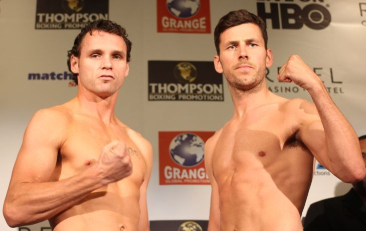 gaele barker weigh-in