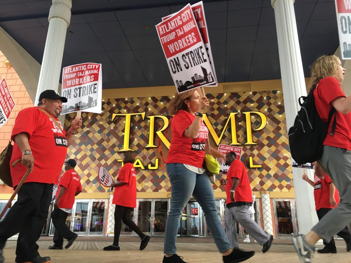 Local 54 strike