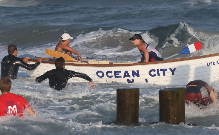 Lexi Santer wins two races to lift Ocean City to victory ...