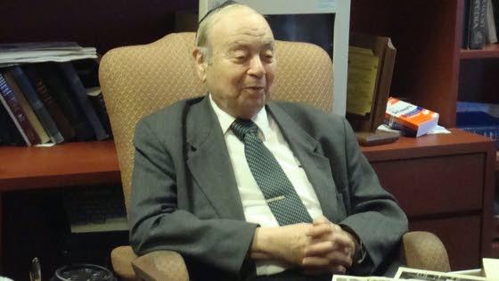 Rabbi to get his second bar mitzvah