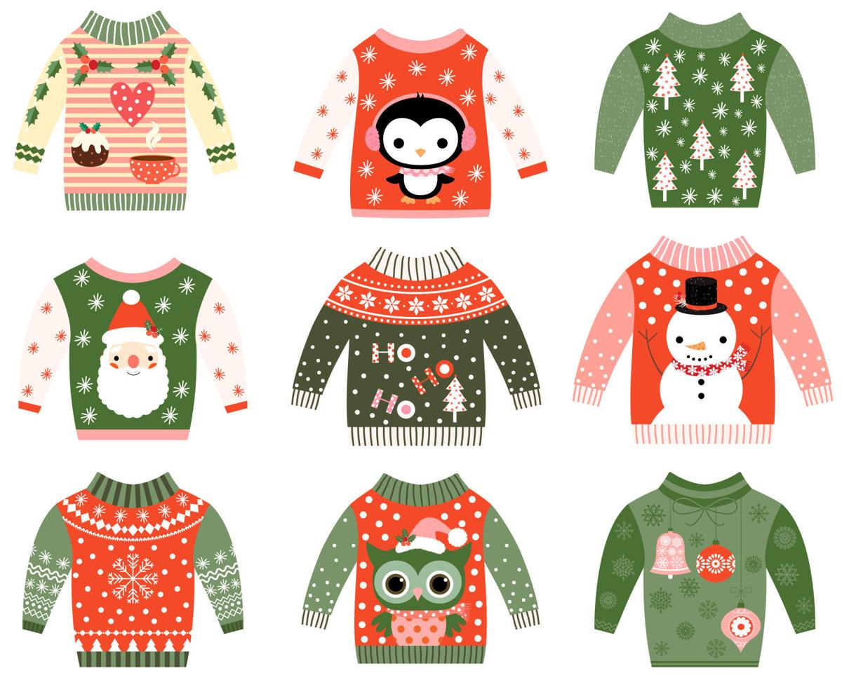 5 places to wear your ugliest Christmas sweater | Events ...