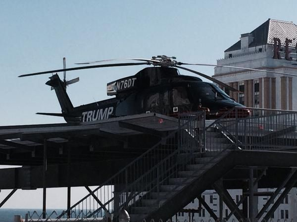 Trump Chopper