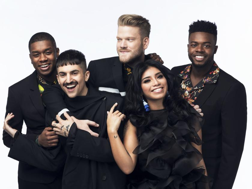 Pentatonix goes back to its roots — pop covers