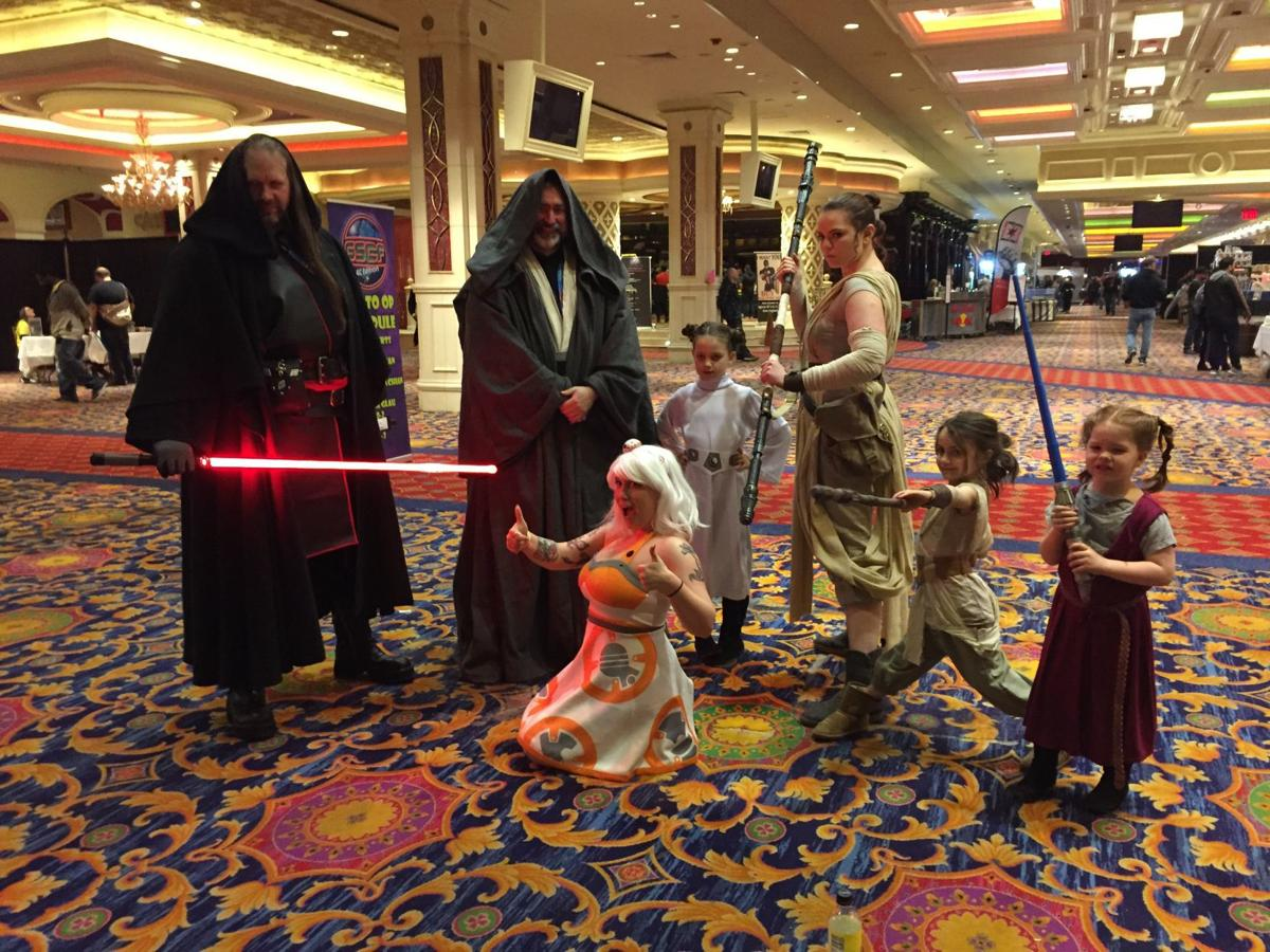 Garden State Comic Fest draws 5,500 to Showboat, plans 2019 return ...