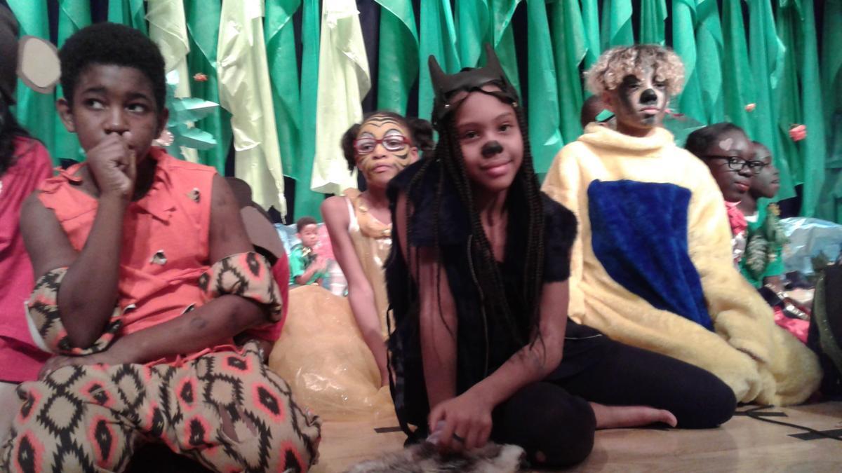 """The Jungle Book"" at Pennsylvania Avenue School in A.C."