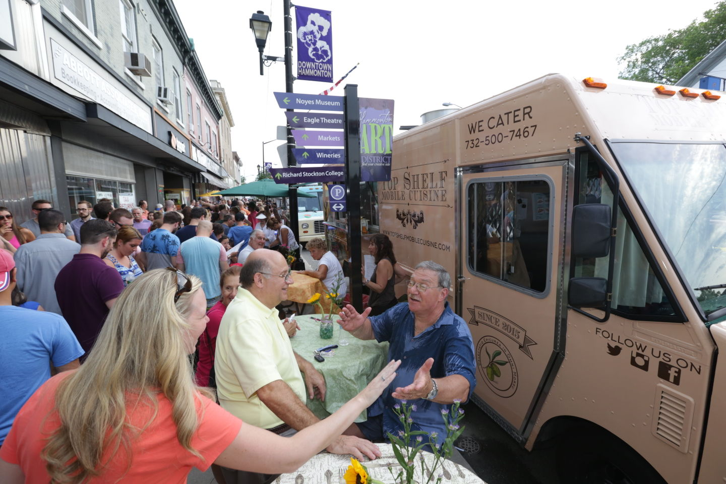 List of summer fests in South Jersey