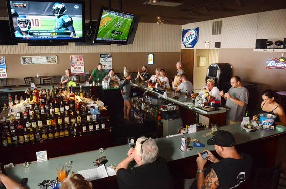Bojo's Ale House in Millville continues to rebound