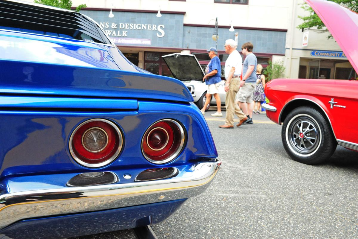PHOTOS From Millvilles Annual Downtown Car Show Photo Galleries - Millville car show 2018