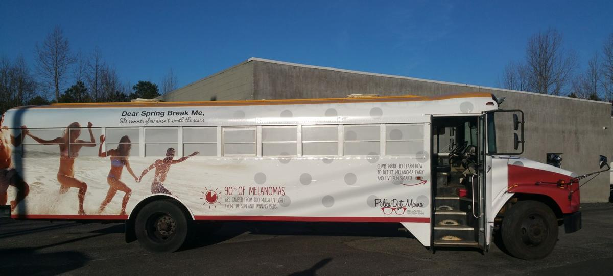 Egg Harbor City business donates a bus for mobile cancer education center