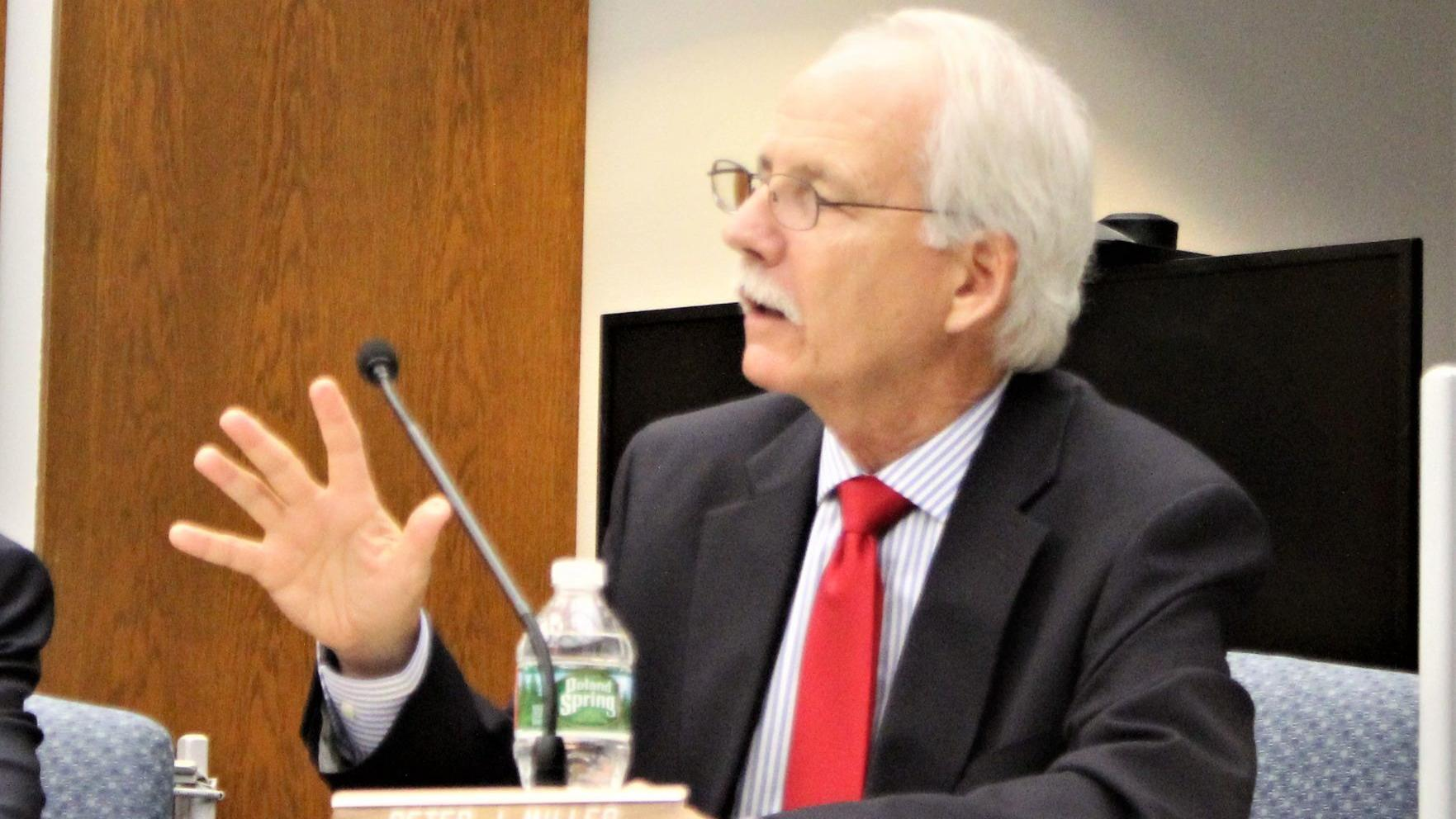Peter Miller named interim administrator for Hamilton Township