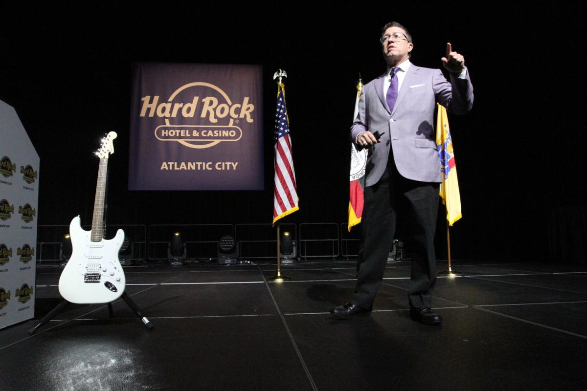 Hard Rock Allen Meeting
