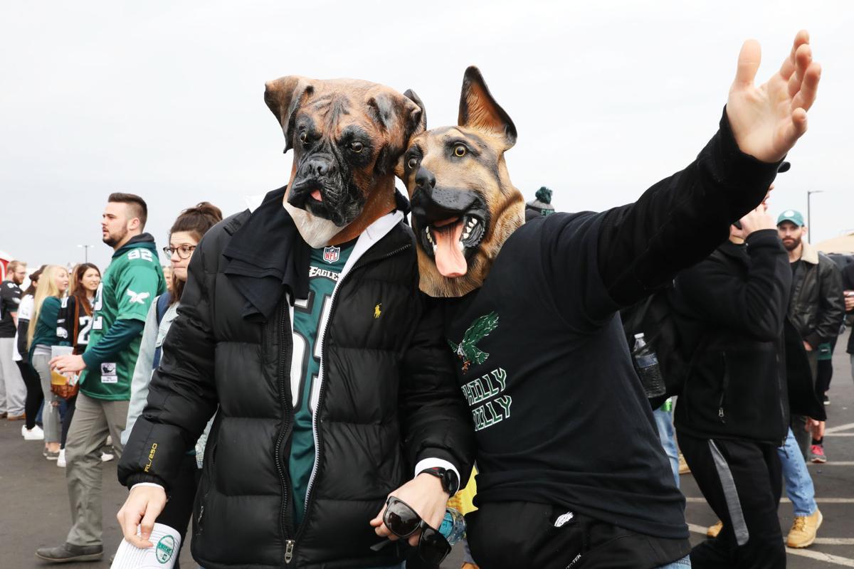 Eagles Fans Cleared To Wear Dog Masks For Super Bowl