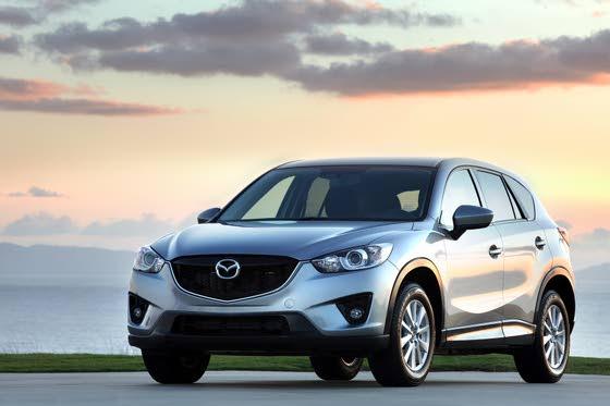 Mazda CX 5 Skyactiv Boosts Performance, Fuel Economy