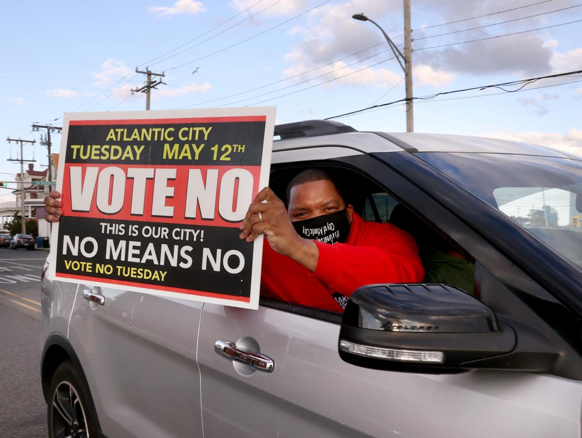 Vote No on Tuesday May 12th